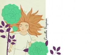 La fille verte