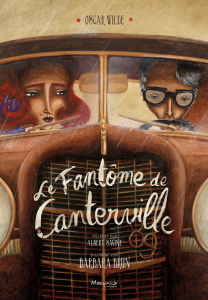Brun Barbara - Le fantôme de Canterville