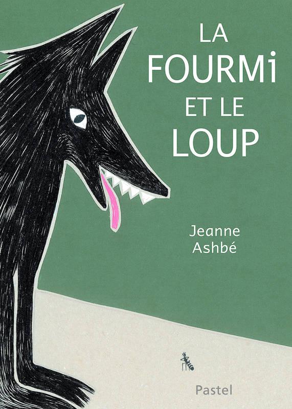 La fourmi et le loup ashbe litterature enfantine - Le grand schtroumpf et la schtroumpfette ...